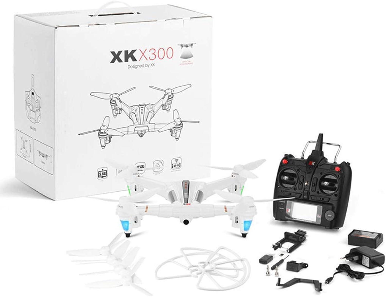 Drohne mit Kamera Live-Video mit APP-Steuerung RC Quadcopter Position Hold, One Key Take Off, Auto Return