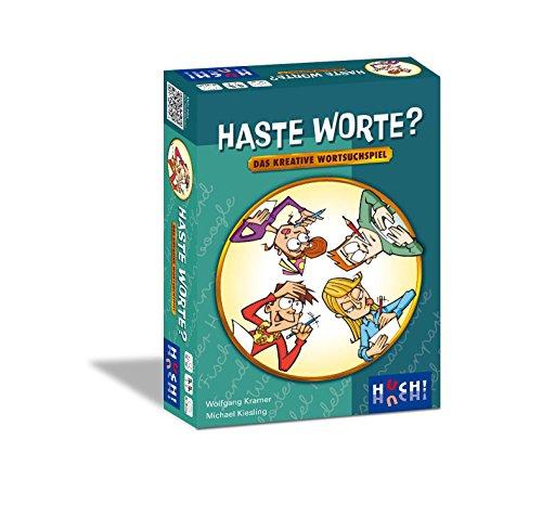 Huch & Friends nicht zutreffend Huch Verlag Haste Worte kreatives Wortspiel, Diverse