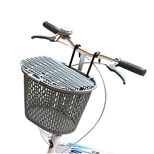 Fantastic Prices! DRAGON SONIC Hanging Front Bike Basket with Hook for Riding