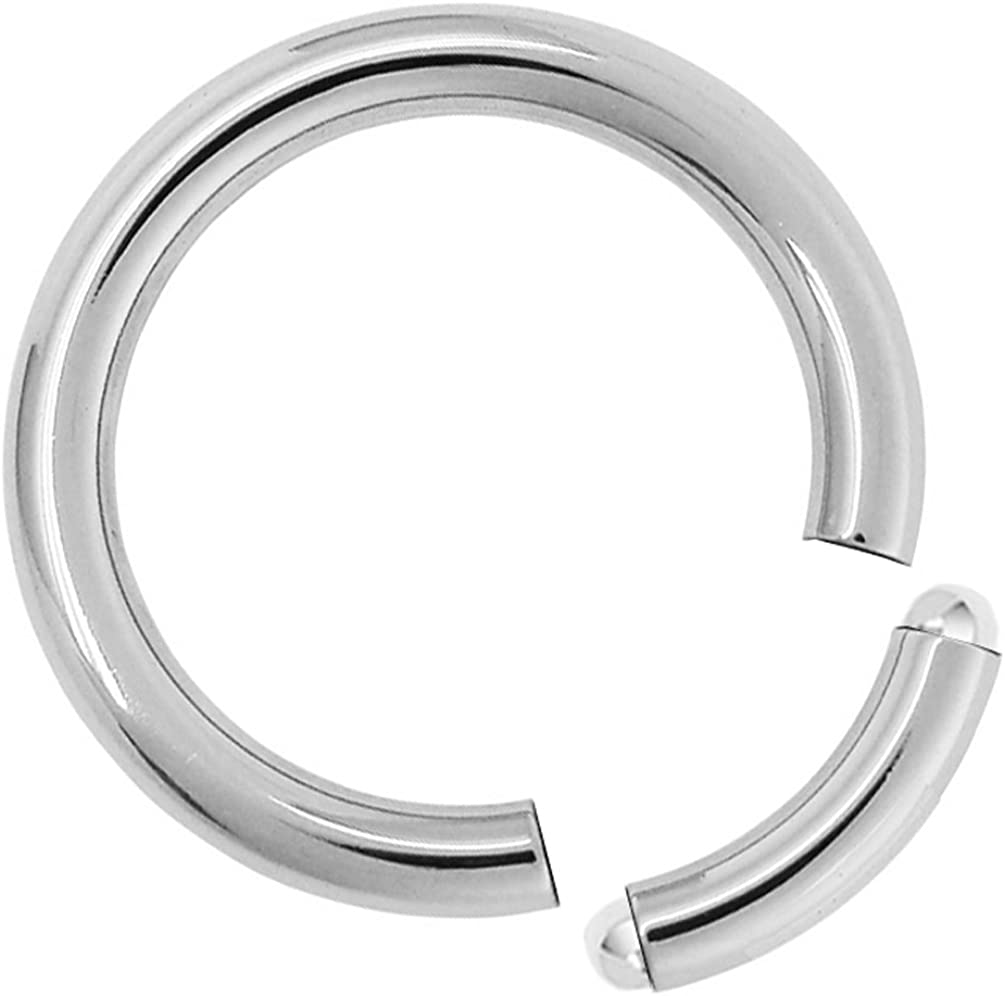 BodyJ4You Surgical Steel Seamless Segment Ring