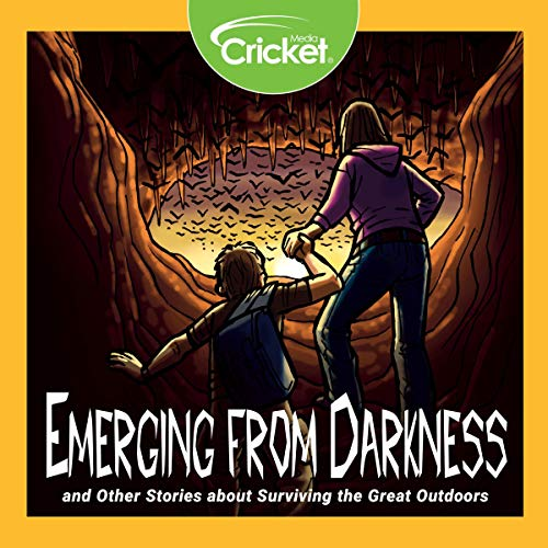 Couverture de Emerging from Darkness and Other Stories About Surviving the Great Outdoors