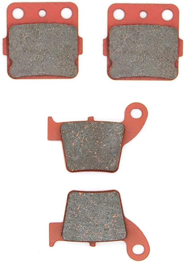 MEXITAL One pair Ceramic Motorbike Brake Pads Front for CRF 150 R//RB 07-16