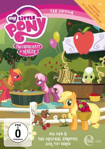 My Little Pony: Freundschaft ist Magie 14: Fan-Edition (+Hörspiel-CD & Gummiarmband)