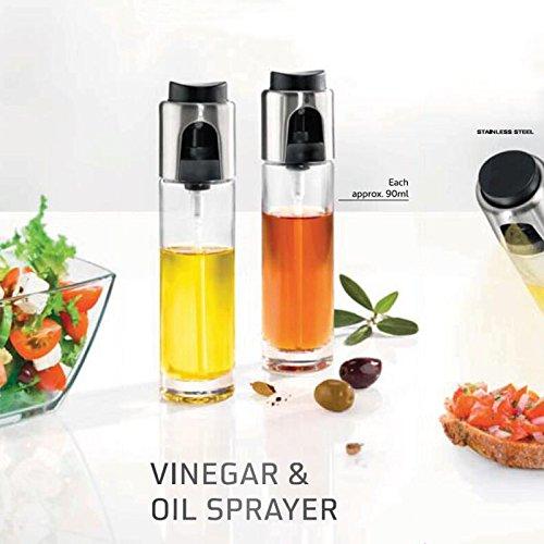 (Paquet de 2) Huile d'huile de verre...