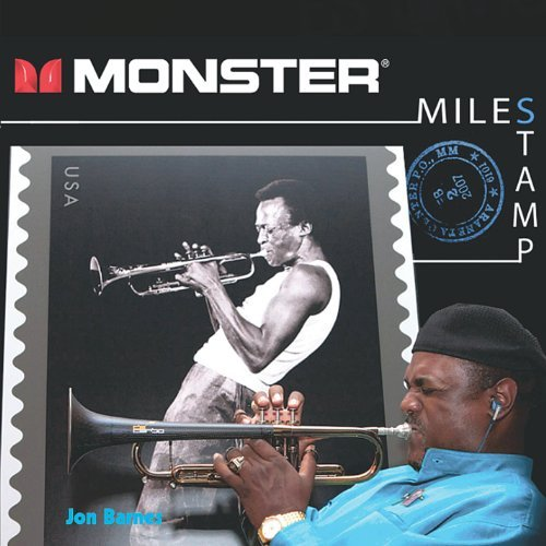 Miles Stamp Usps by Jon Barnes
