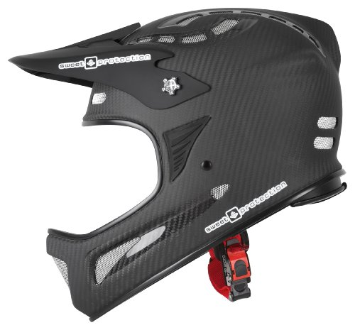 Sweet Protection Erwachsene Helm Fixer FF Carbon MIPS