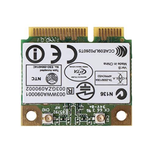 Ycncixwd Für Atheros AR9287 AR5B97 Wireless-Adapter 300 Mbits Mini Half PCI-E WiFi-Karte