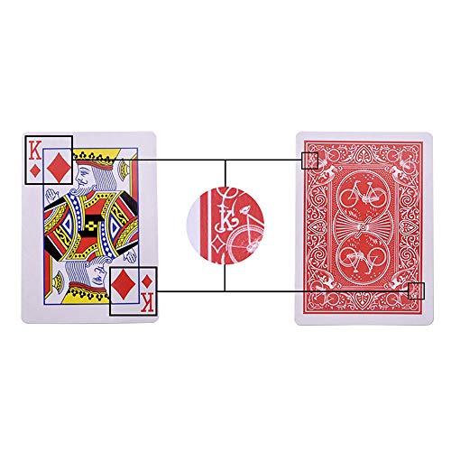 【手品 マジック】Marked Deck/マークドデック マジック用トランプ カード カードゲーム 近景マジック道具 手品 道具