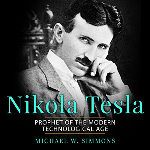 Nikola Tesla audiobook cover art