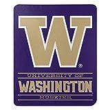 Northwest Company Washington Huskies Control Fleece Throw Blanket