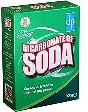 Dri-Pak Caja de 6 bicarbonato de sodio limpio y natural (2 x 500 g)
