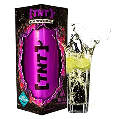 TNT Fat Burner TNT BCAA Triple Charge 405g Blue Raspberry, 0.1 from TNT Fat Burner