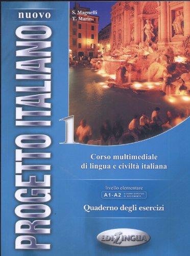 Nuovo Progetto Italiano 1 - Exercise Book
