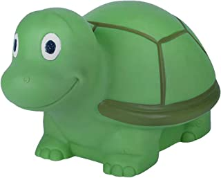 ArtCreativity Jumbo Rubber Turtle Bath Toy for Kids, Large 12 Inch Water Toy for Bathtub, Beach, or Swimming Pool, Extra-Durable Rubber, Best Gift Idea for Toddlers, Boys, and Girls