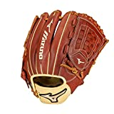 Mizuno GPE1200 Prime Elite Pitcher Baseball Glove 12', Right Hand Throw, MAHOGANY-TAN