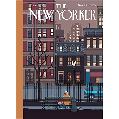 The New Yorker (Nov. 27, 2006) cover art