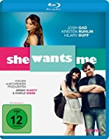 She Wants Me [Blu-ray]