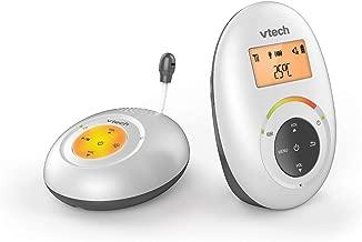 VTech BM2150 Digital Audio Baby Monitor, White,