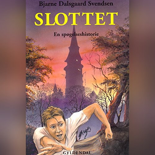 Slottet audiobook cover art