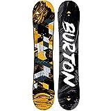 Burton Tabla de snowboard para mujer Freestyle LTR-L, tamaño: 134, colores: sin color