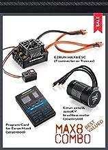 38010401 Max8 ESC Combo with EzRun 2200kV Motor TRX Plug