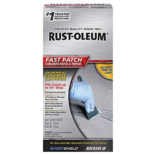 Fast Patch Concrete Patch & Repair Kit GRAY