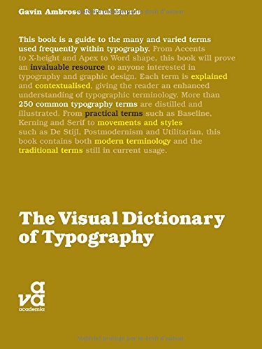 Visual Dictionary of Typography