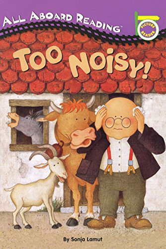 Too Noisy! (All Aboard Picture Reader)の詳細を見る