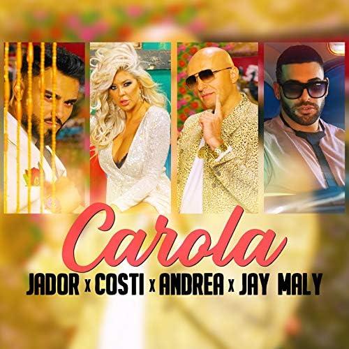 Jador, Costi, Andrea & Jay Maly