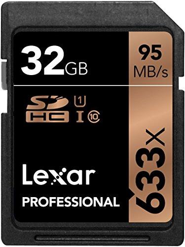 Lexar Scheda di Memoria SDXC Professional UHS-1, 633x, Classe 10...