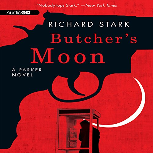 Butcher's Moon audiobook cover art