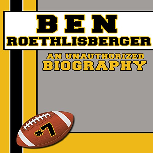 Ben Roethlisberger audiobook cover art