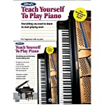 Alfred's Teach Yourself to Play Piano( Everything You Need to Know to Start Playing Now! Book & DVD)[ALFREDS TEACH YOURSELF TO PLAY][Paperback]