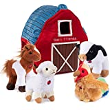 Product Image of the Plush Creations Farm Animals
