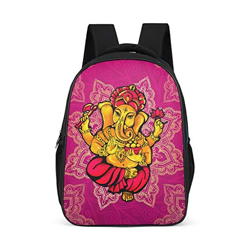 BTJC88 - Zaino a forma di elefante, ideale per la scuola, per bambini Taglia unica grey
