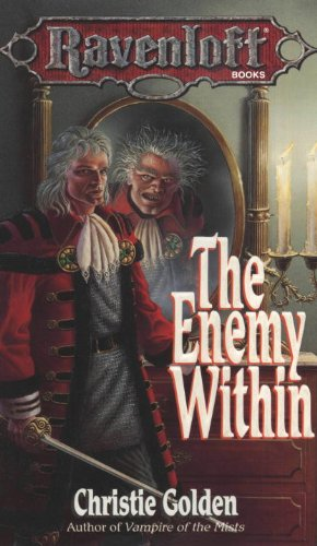 The Enemy Within (Ravenloft The Covenant Book 8) (English Edition)