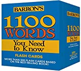 Barron's 1100 Words You Need to Know