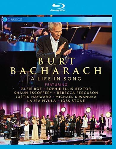 Burt Bacharach - A Life In Song [Blu-ray]