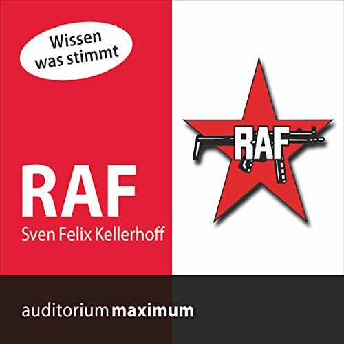 RAF (Wissen was stimmt) audiobook cover art