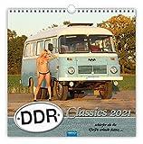 Erotikkalender 'DDR-Classics' 2021: Schärfer als die VoPo erlaubt (hätte)...