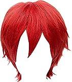Ywailisi Cosplay Wig for Assassination Classroom Akabane Karma