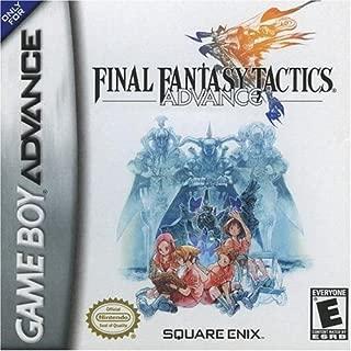 Best final fantasy tactics advanced Reviews