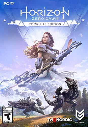 Horizon Zero Dawn Complete Edition – PC [Online Game Code]