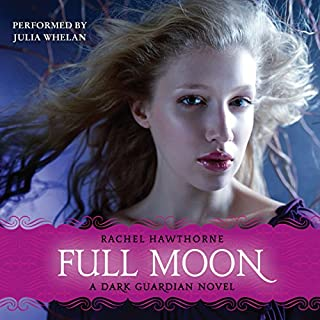 Full Moon audiobook cover art