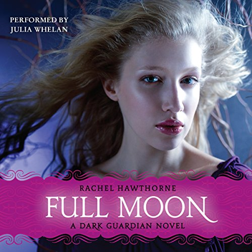 Full Moon audiobook cover art