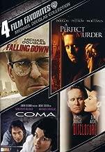4 Film Favorites: Michael Douglas (Coma / Disclosure / Falling Down / A Perfect Murder)