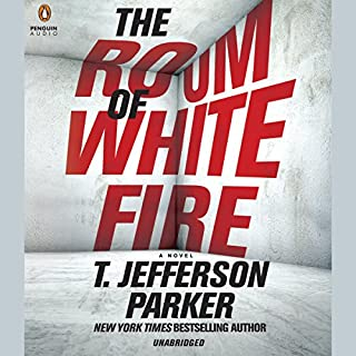 The Room of White Fire audiobook cover art