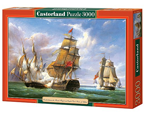 Castorland-15300037 Puzle (C-300037-2)