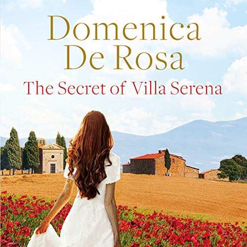 The Secret of Villa Serena audiobook cover art