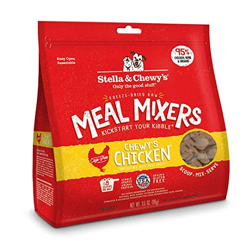Stella & Chewys Freeze Dried Chicken Meal Mixer 3.5 Ounce